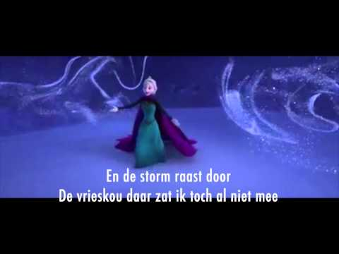 Laat Het Los - Lyrics/Songtekst (Flemish