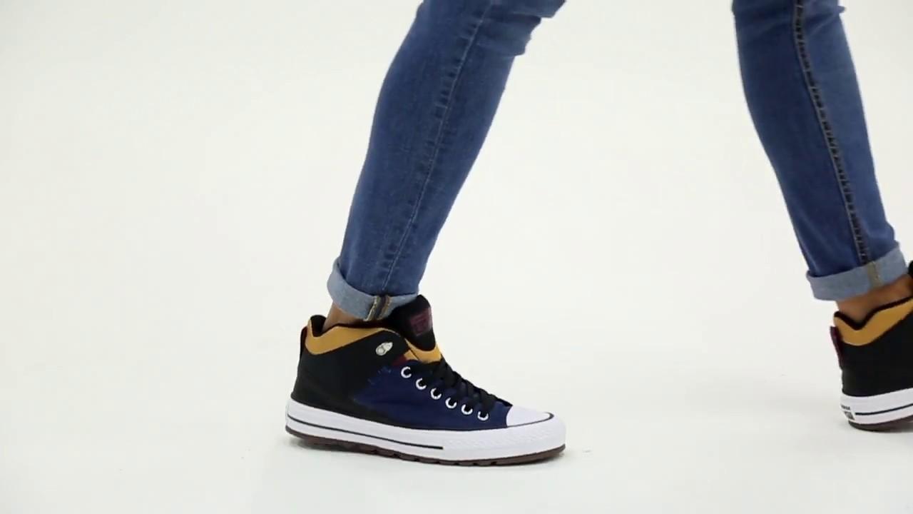 Chuck Taylor All Star Street Boot Hi | Converse