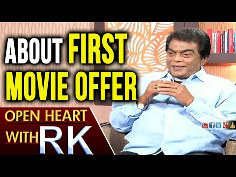 Senior Actor Jeeva About Childhood and his first movie offer | Open Heart With RK | ABN Telugu