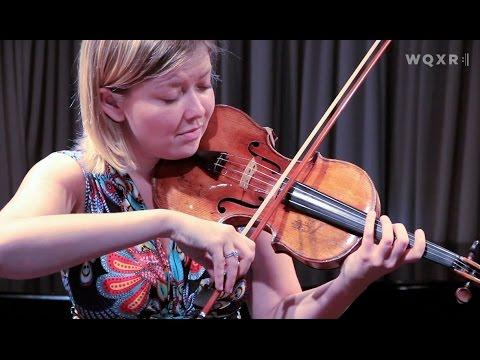 Violinist Alina Ibragimova Plays Ysaÿe's Sonata No. 3 'Ballade'