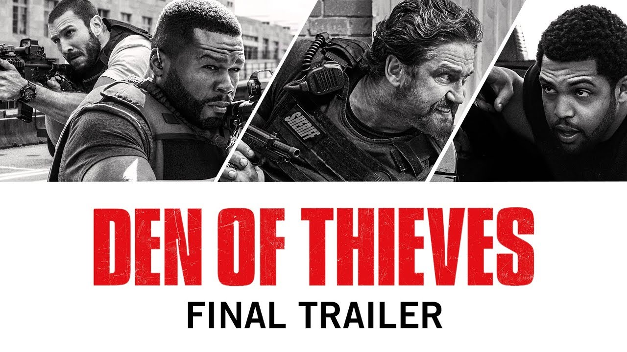 Den Of Thieves Final Trailer Own It Now On Digital Hd Blu Ray Dvd