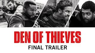 """شاهد تريلر فيلم الأكشن الجديد """"Den of Thieves"""""""