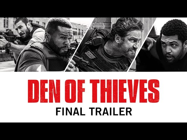 Den of Thieves | Final Trailer | Own It Now on Digital HD, Blu-Ray & DVD