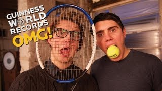 Malfie's Tennis Balls // The Record Slam (Ep35)