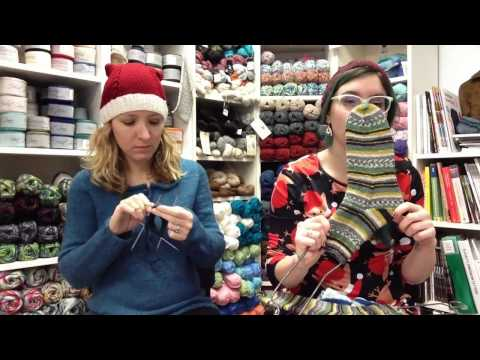 Wet Coast Wools Podcast Episode 17: Holiday Edition
