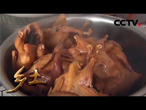 《乡土》 20180110 独特的鸡肉风味 | CCTV农业