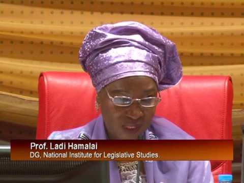 Parliamentary Staff Training ECOWAS Sub Region