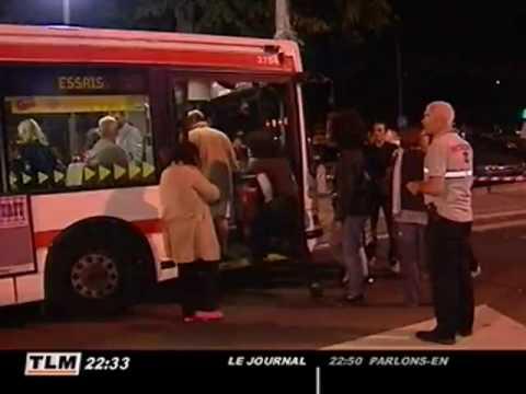 Tcl incendie criminel de 34 bus lyon youtube - Lyon to geneva bus ...