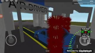 ROBLOX Car Wash #61: Ryko Velvet Touch 2000 At A Marathon Gas Station