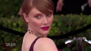 Bryce Dallas Howard reveals she was competitive with Chris Pratt   Daily Celebrity News   Splash TV