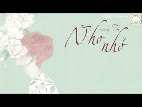 [Vietsub] Nho nhỏ - Winky Thi [live]