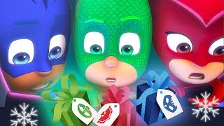 PJ Masks Episode | How To Be Good ❄️Christmas Special ❄️ Cartoons for Kids
