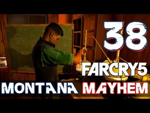 [38] Montana Mayhem (Let's Play Far Cry 5 PC w/ GaLm)