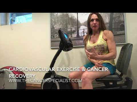 Cardiovascular Exercise & Cancer Recovery