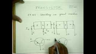 RVR BE 11 BJT (Bipolar Junction Transistor)