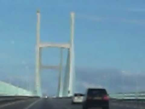 The Severn Bridge Road Trip