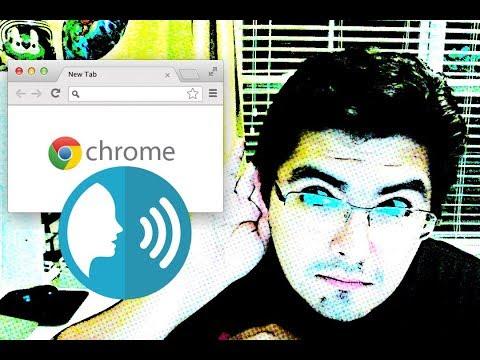 Como fazer o Google Chrome ler o texto para você