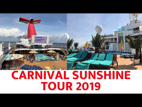 A Nude Cruise Just Set Sail on Carnival Sunshine