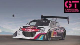 Fastest Pikes Peak Run Ever - Sébastien Loeb in 875HP Peugeot 208 T16
