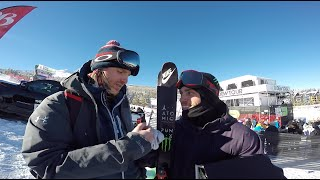 Dew Tour: Gus Kenworthy - 2015 Slopestyle Champion