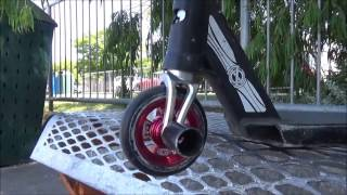 Quick Product Review On Phoenix Pro Scooters Rotor Wheels