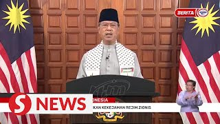 Malaysia calls for immediate UN Security Council action to stop attacks on Palestine