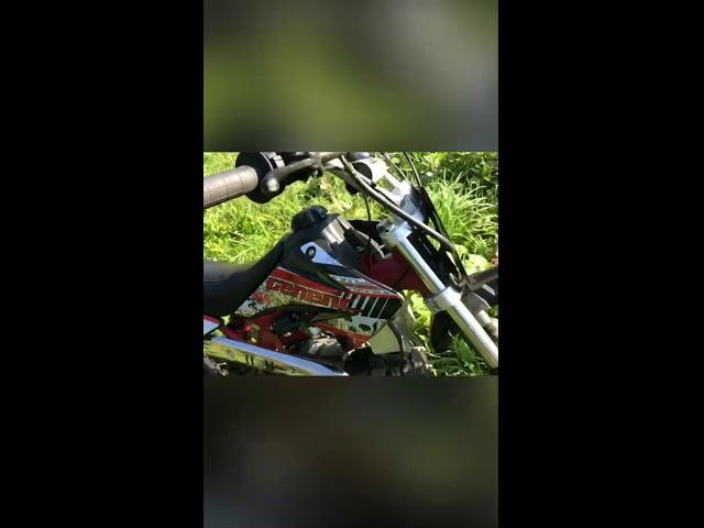 Motocross fahren (Trailer)