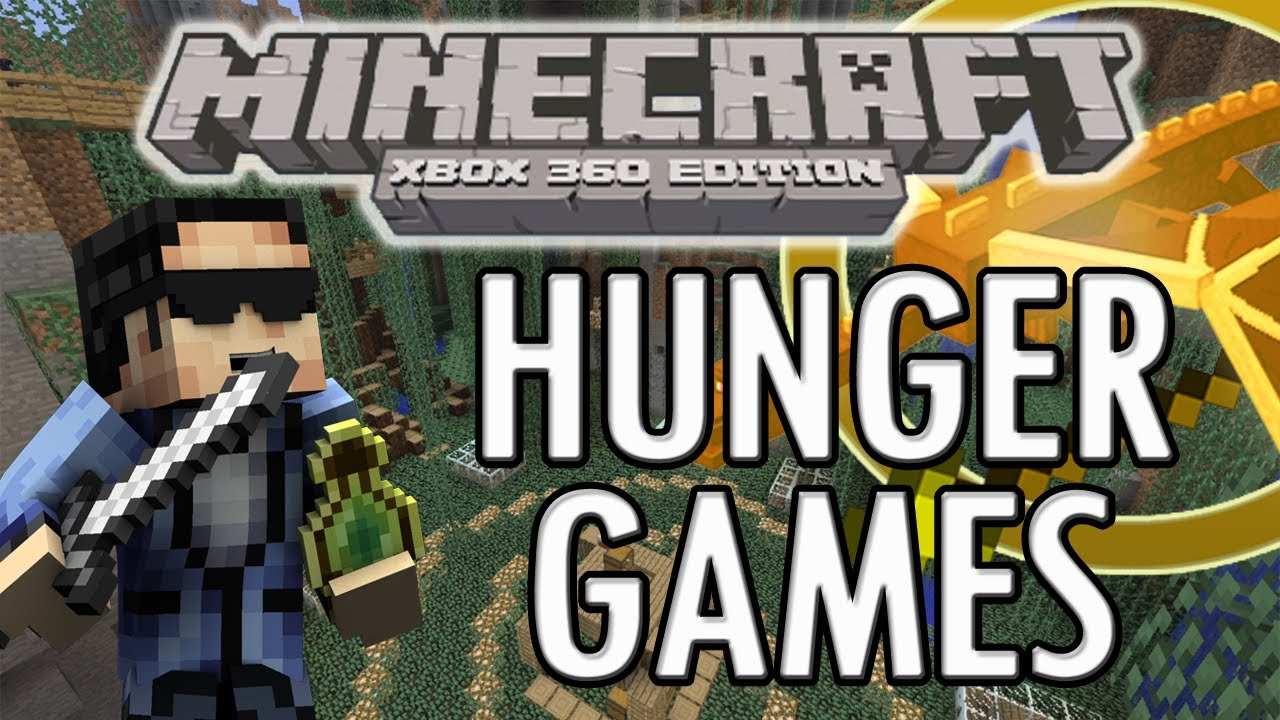 Xbox 360 Hunger Games : Minecraft xbox quot jungle hunger games w boltz