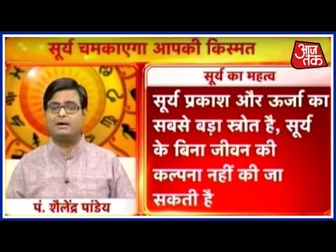 Aapke Taare: Proper Way To Offer Water To Sun | Daily Horosc