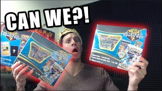 CAN WE TRUST MEGA MYSTERY POWER BOXES FROM WALMART?!
