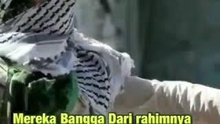 Reaksi Wanita Palestina Marah