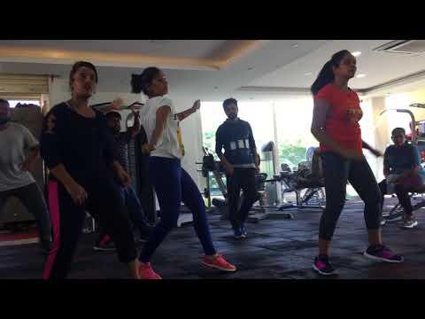 The gym (Bangalore)