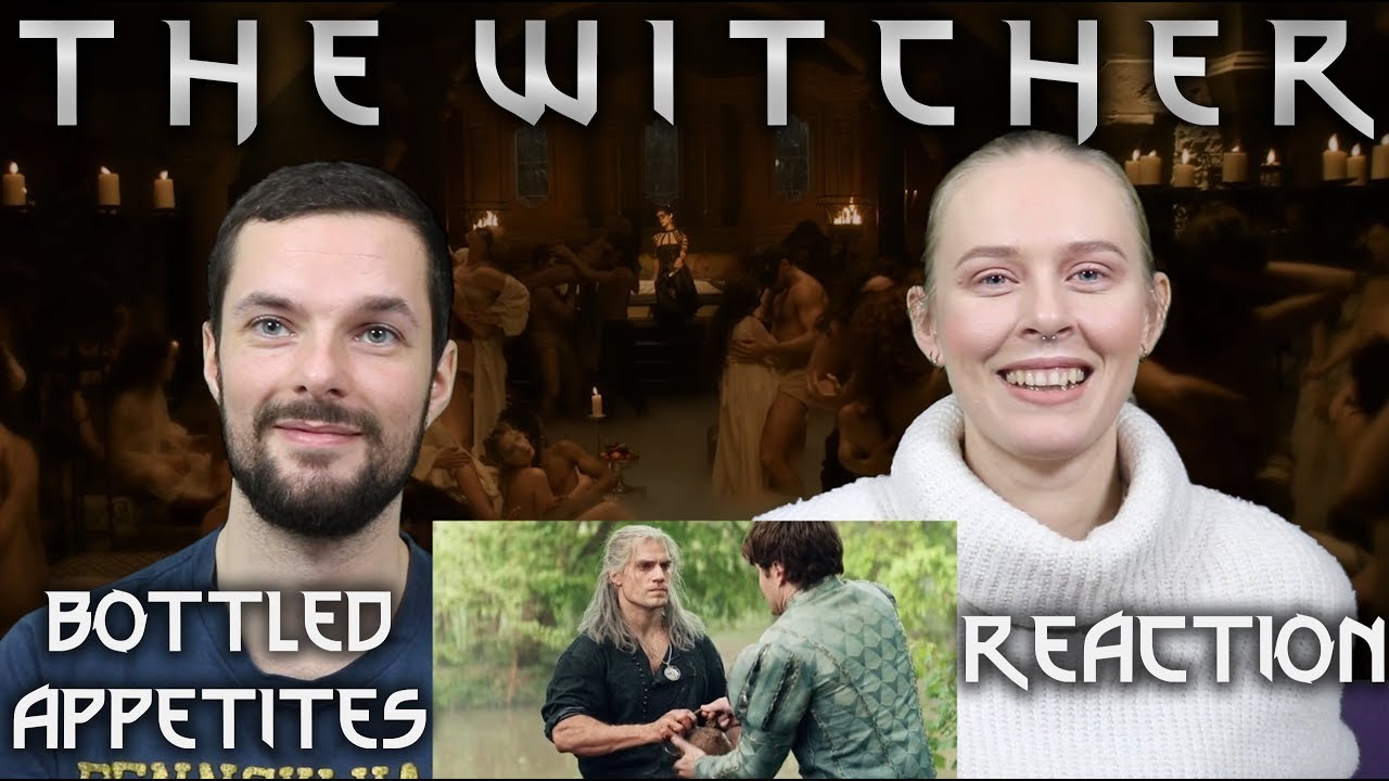 The Witcher S01E05 'Bottled Appetites' - Reaction & Review! thumbnail
