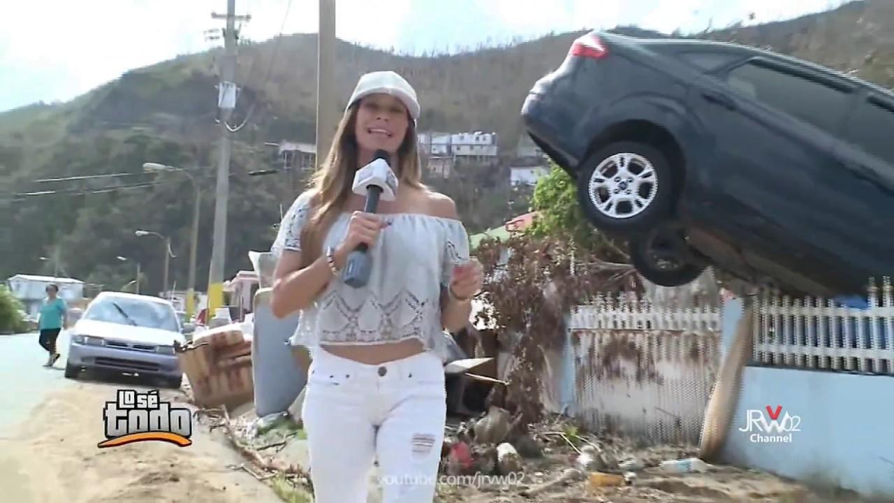 HURACÁN MARÍA - Comerío