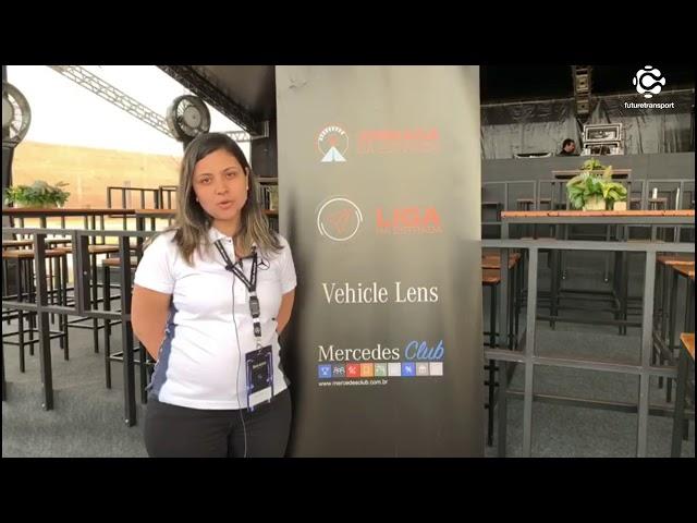 Mercedes-Benz lança novos aplicativos