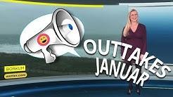 Outtakes 2019: Unsere Pannen und Versprecher im Januar
