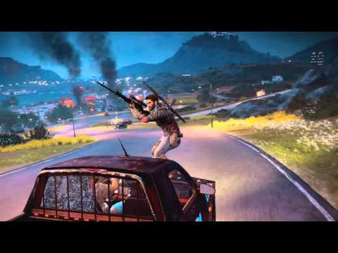 Just Cause 3: On a Mission