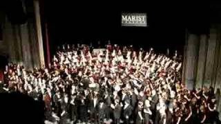 Marist College Band - Marist Fight Song, Gimme Some Lovin