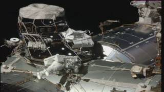 Space Station Upgrades Continue on This Week @NASA – March 31, 2017