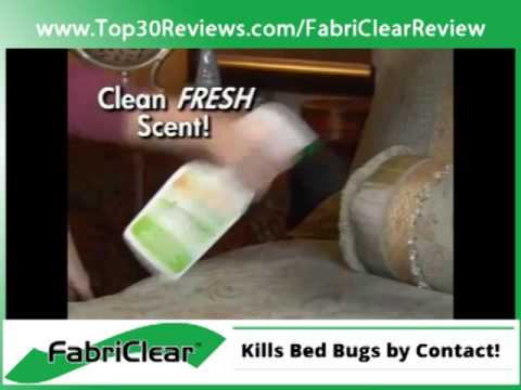 fabriclear™ review - as seen on tv fabriclear spray - youtube