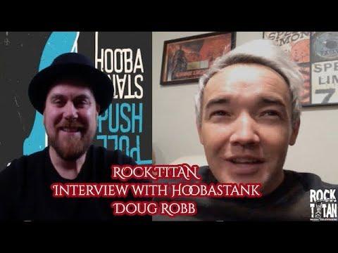 Hoobastank Doug Robb thoughts on Push Pull