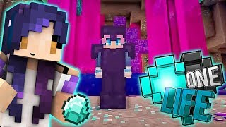 Trying to Find Lizzie's Cave of Unlimited Diamonds | Ep. 16 | One Life Minecraft SMP
