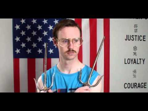 Music From Napoleon Dynamite John Swihart   Napoleon Store Video