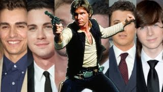 Han Solo Movie Eyeing...Everyone