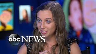 YouTube superstar Emma Chamberlain opens up about staying authentic | Nightline