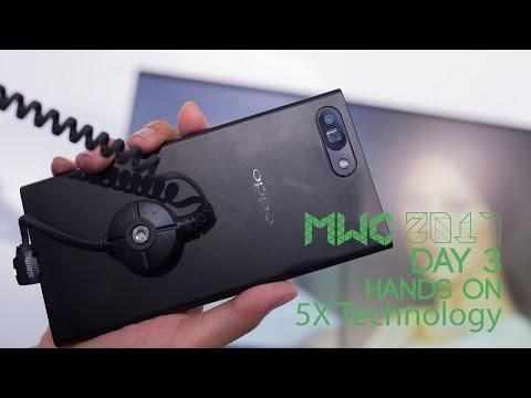 Menjajal Teknologi OPPO dengan Zoom 5x Dual Cam | #MWC2017 Barcelona Day 3