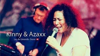 Kinny & Azaxx - live - Festival Week-end au bord de l