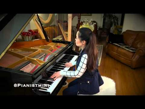 Justin Bieber - What Do You Mean | Piano Cover by Pianistmiri 이미리