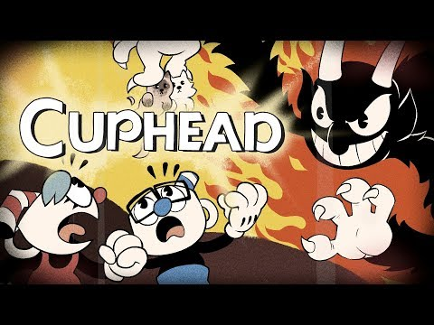Cuphead with Northernlion [Episode 7] Austin's Shoulders