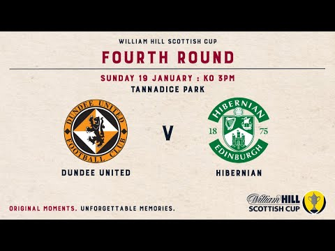 Dundee United 2-2 Hibernian | William Hill Scottish Cup Fourth Round 2019-20